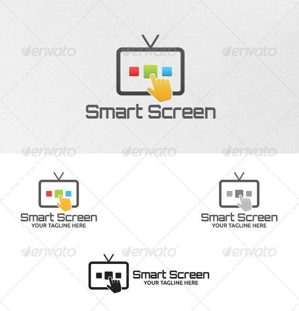 GraphicRiver Smart Screen Logo Template 5494675
