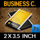 Hot Idea Business Card - GraphicRiver Item for Sale