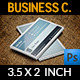 Classic Business Card - GraphicRiver Item for Sale