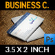 Ruler Business Card - GraphicRiver Item for Sale