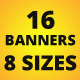 Corporate Web Banner - GraphicRiver Item for Sale