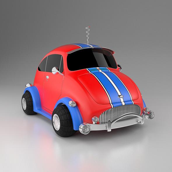3DOcean Car Toy 5495749
