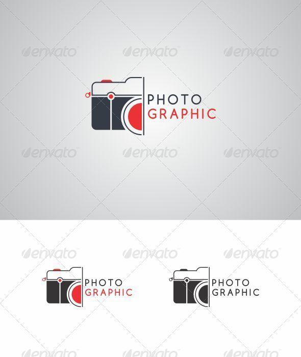 GraphicRiver Photo Graphic Art Logo Template 5489153