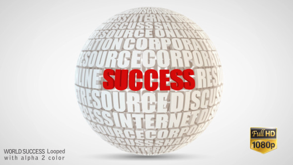 VideoHive World Success 5498281
