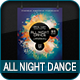 All Night Dance Futuristic Party Poster/Flyer - GraphicRiver Item for Sale