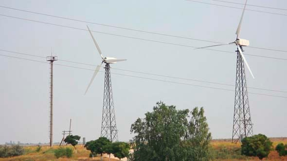 VideoHive Wind Turbine 6 5499295