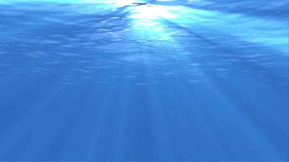 VideoHive Underwater Crystalline 5499299