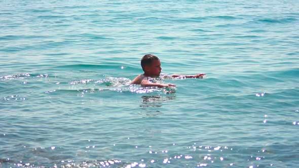 VideoHive Boy on Sea 6 5499605
