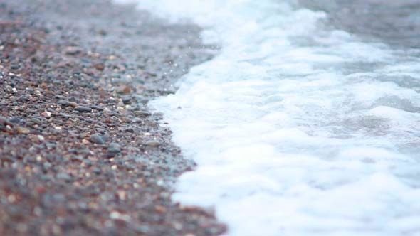 VideoHive Sea Wave on Beach 6 5499693