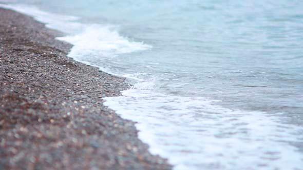 VideoHive Sea Wave on Beach 7 5499699