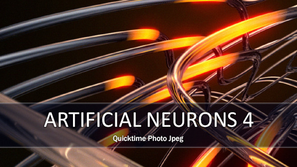 VideoHive Artificial Neurons 4 5499769