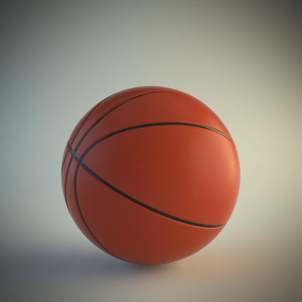 3DOcean Basketball 5500272
