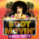 Body Movin' Party Flyer Template - GraphicRiver Item for Sale