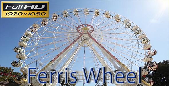 VideoHive Ferris Wheel 5501536