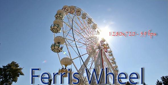 VideoHive Ferris Wheel 5501615