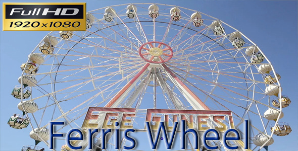 VideoHive Ferris Wheel 5501688