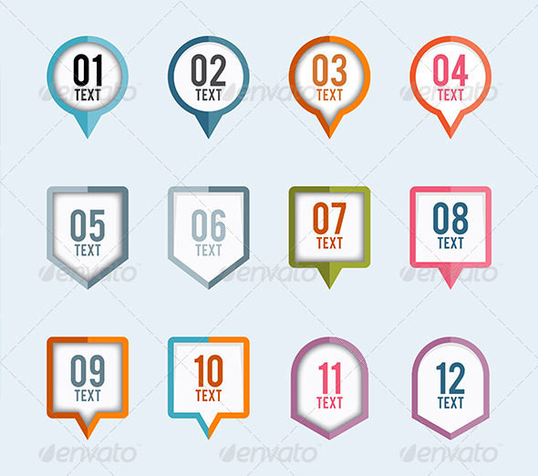 GraphicRiver Pointer Banner Background 5501873