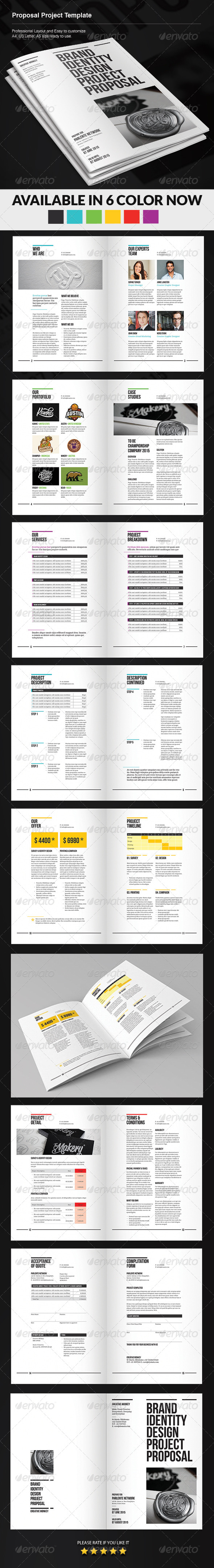 Proposal & Invoice Template