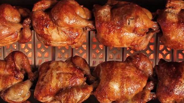 VideoHive Rotisserie Chicken 5502557