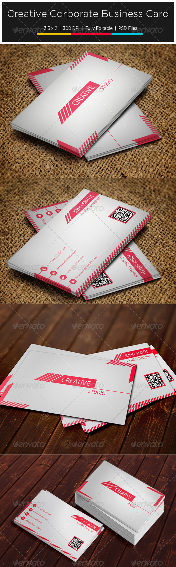 GraphicRiver Creative Business Card 5503127
