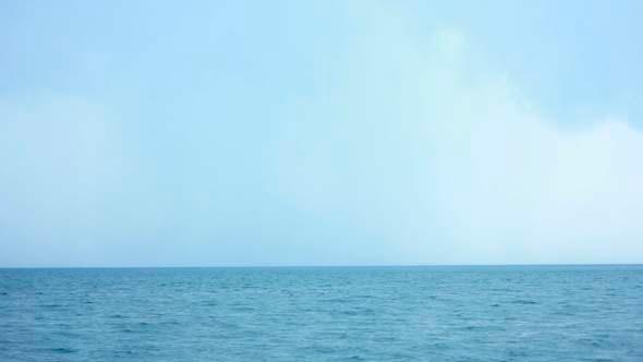 VideoHive Rain Under Sea 1 5503437
