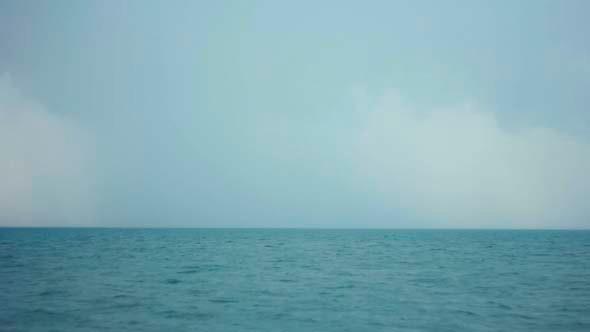 VideoHive Rain Under Sea 2 5503450
