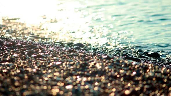VideoHive Sea Wave on Beach 3 5503742