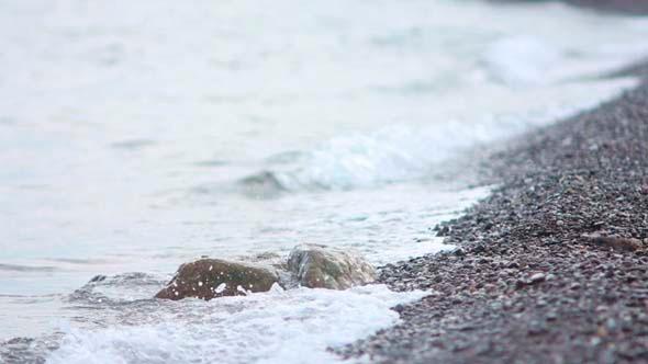 VideoHive Sea Wave on Beach 4 5503745