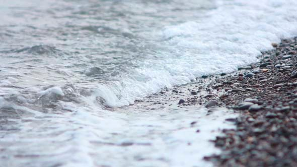 VideoHive Sea Wave on Beach 5 5503779