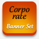 Corporate Banner ad Set - GraphicRiver Item for Sale