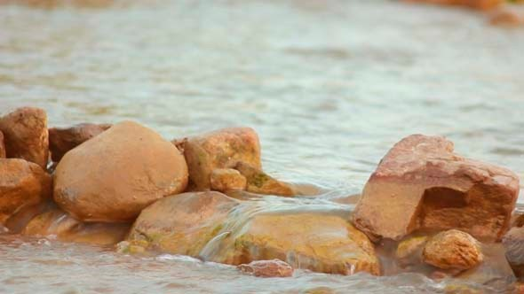 VideoHive Small Mountain River 4 5503978
