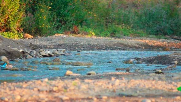 VideoHive Small Mountain River 12 5504117