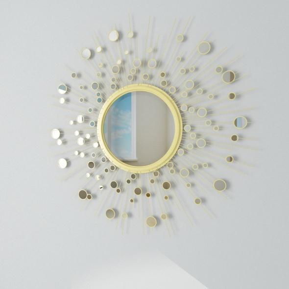3DOcean Mirror 5504677