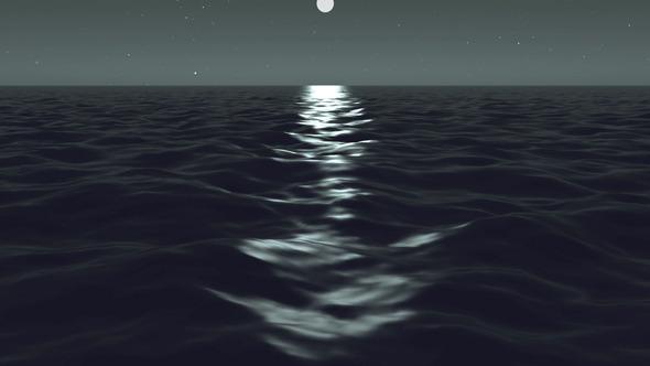 VideoHive Night in High Sea 5505076