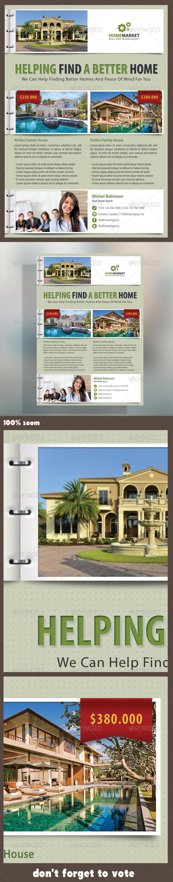 GraphicRiver Real Estate Corporate Flyer 02 5505300