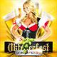 Oktoberfest / Beer Festival Flyer / Poster - GraphicRiver Item for Sale