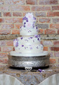 Wedding cake ornate