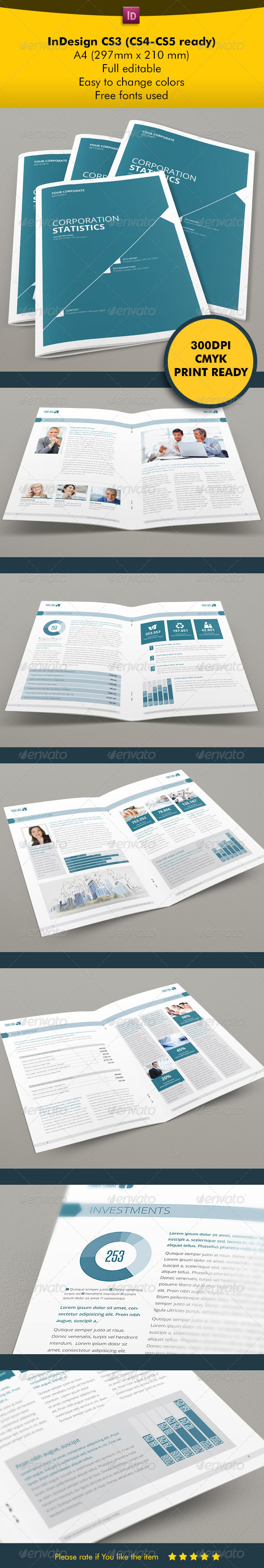 Sharp and Clean Proposal Project - Proposals & Invoices Stationery