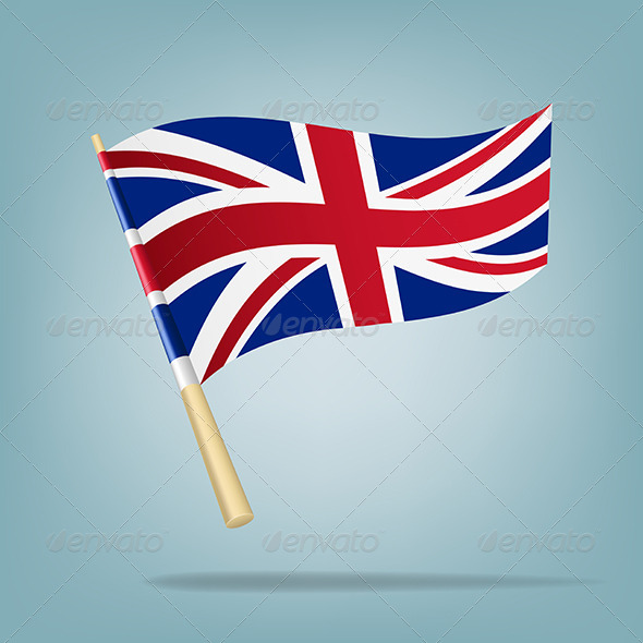 GraphicRiver Flag of the United Kingdom 5507203