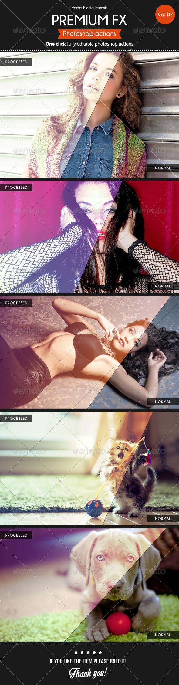 GraphicRiver Premium FX Actions [Vol.7] 5507341