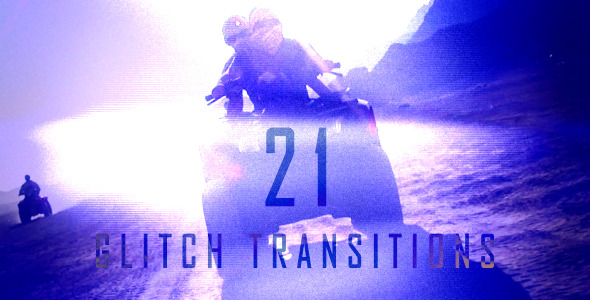 Glitch Transitions 2