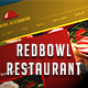RedBowl Restaurant - Responsive Joomla Template - ThemeForest Item for Sale