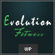 Evolution Fitness - Responsive WordPress Theme