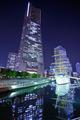Yokohama, Japan at Night - PhotoDune Item for Sale