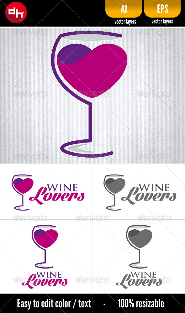 GraphicRiver Wine Lover 5508697