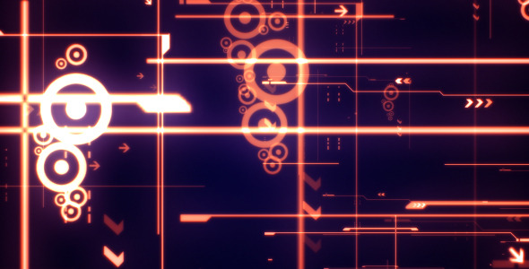 VideoHive Tech Animation 10 5510149