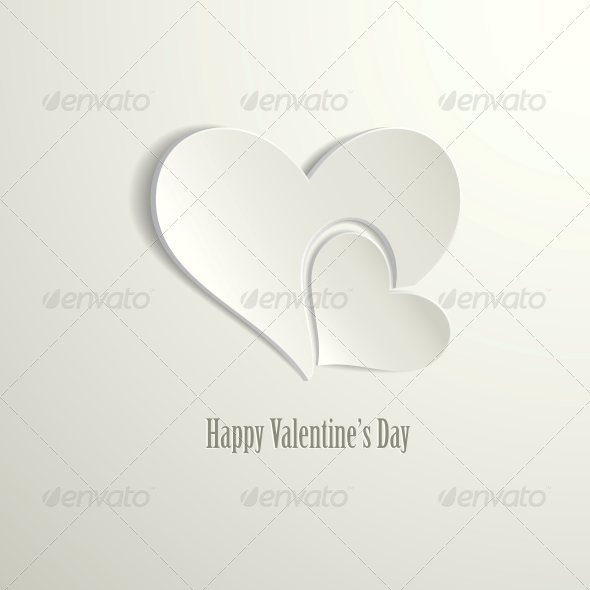 GraphicRiver Happy Valentine s Day Card 5510962