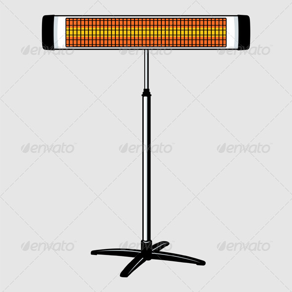 GraphicRiver Infrared Heater 5511077 Created: 5