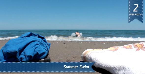 VideoHive Summer Swim 5511327