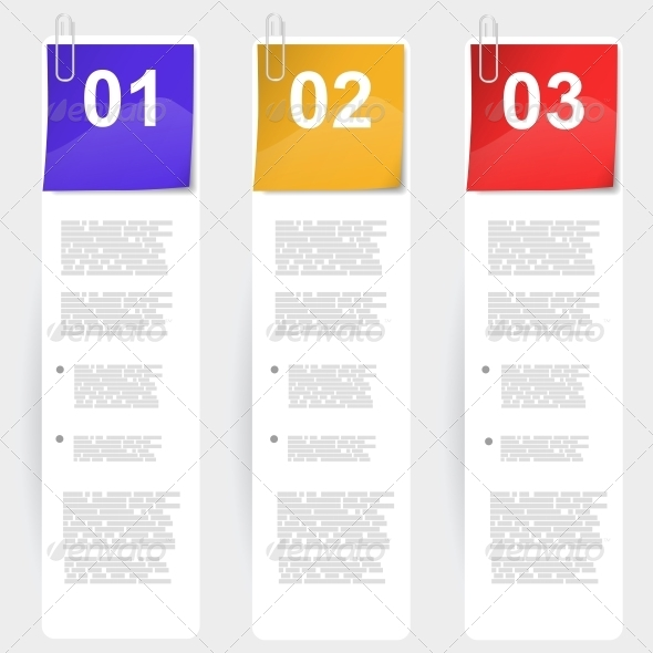GraphicRiver 1-2-3 Paper Options 5511553